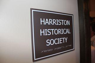 Harriston Historical Society