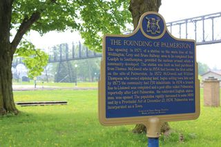 Provincial Historical Plaque #1